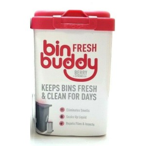 1 BIN BUDDY CLEAN FRESH BERRY ELIMINATE SMELL