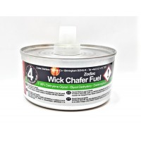 ZODIAC WICK CHAFER FUEL 4 HOUR BURNER PARTIES