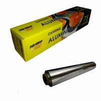 ALUMINIUM KITCHEN TIN CATERING FOIL 75M X 45CM