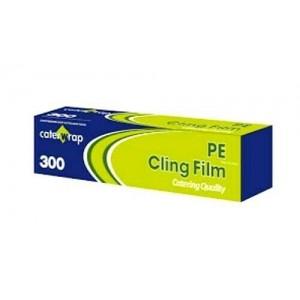 1 CATERWRAP PE CLING FILM 300M X 30CM CATERING