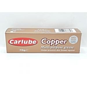 CARLUBE COPPER MULTI PURPOSE GREASE 70G DISCS