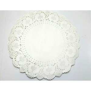 15 PCS PAPER DOILIES FOR SERVING PARTY FOOD