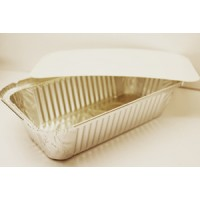 (6A) ALUMINIUM FOIL CONTAINERS WITH LIDS