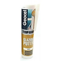 1 GEOCEL WHITE SEAL GLAZING PUTTY FLEXIBLE