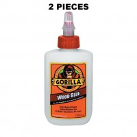 2 PCS GORILLA WOOD GLUE 118 ML CARPENTRY DIY