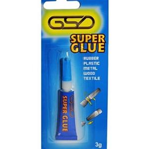 GSD SUPER GLUE 3G STRONG ADHESIVE BOND