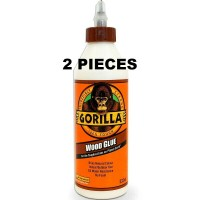 2 PCS GORILLA WOOD GLUE 532 ML CARPENTRY DIY