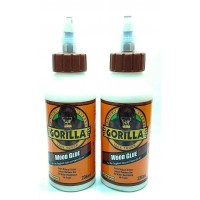 2 PCS GORILLA WOOD GLUE 236 ML CARPENTRY DIY