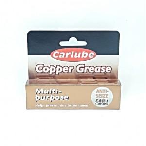CARLUBE COPPER 20G MULTI PURPOSE GREASE SEIZE