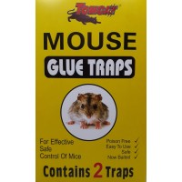 1 PACK MOUSE GLUE TRAPS POISON FREE MICE CONTROL
