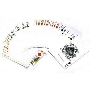 CART CLASSICS RED PLAYING CARDS IDEAL FOR ALL GAMES