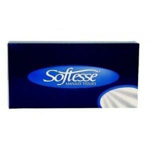 SOFTESSE MAN SIZE SOFT BOX TISSUES HOME HOTEL