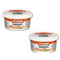 2 PCS TETRION FLEXIBLE WOODFIL TUB 400G FILLER